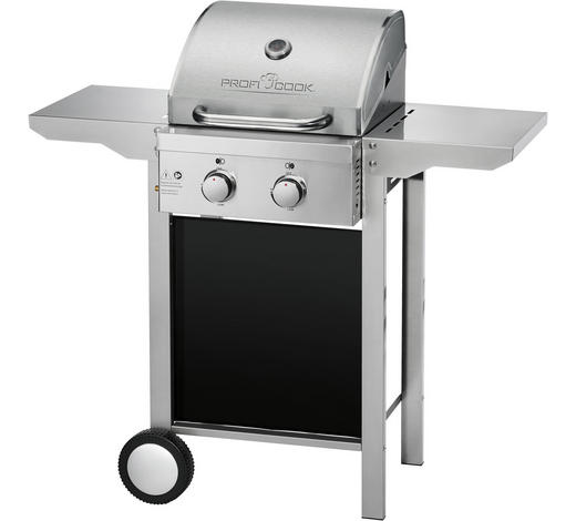 GASGRILL - KONVENTIONELL, Metall (112/111/57cm)