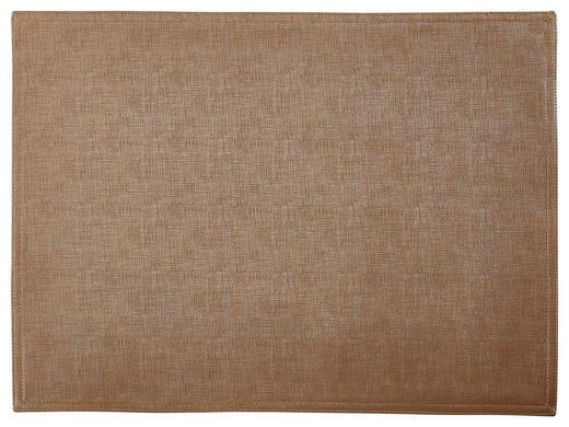 TISCHSET - Goldfarben, Basics, Textil (33/45cm) - Ambiente