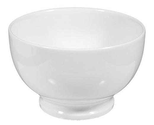 SCHALE Keramik Porzellan - Weiß, Basics, Keramik (0,55l) - Seltmann Weiden