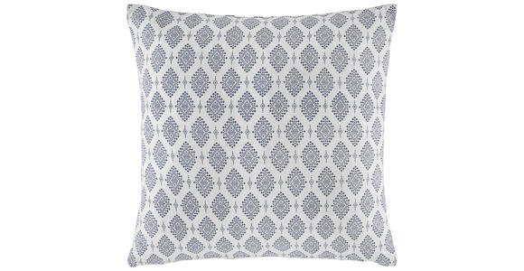 Zierkissen Leticia - Hellblau, ROMANTIK / LANDHAUS, Textil (45/45cm) - James Wood