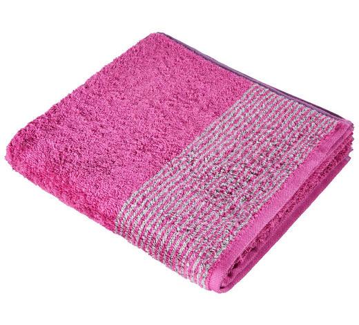 HANDTUCH 50/100 cm  - Beere, KONVENTIONELL, Textil (50/100cm) - Cawoe