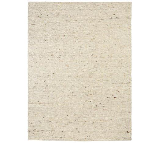 HANDWEBTEPPICH 60/110 cm - Beige, Natur, Textil (60/110cm) - Linea Natura