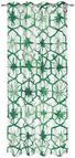 ÖSENSCHAL  blickdicht  140/245 cm - Grün, KONVENTIONELL, Textil (140/245cm) - Esposa