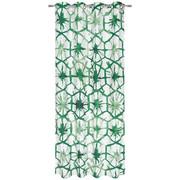 ZÁVĚS HOTOVÝ - zelená, Konvenční, textil (140/245cm) - Esposa