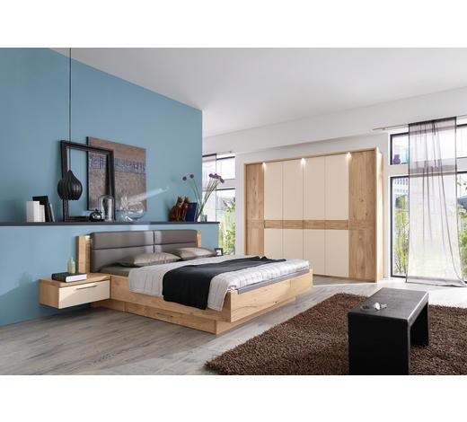 Schlafzimmer Eichefarben Sandfarben
