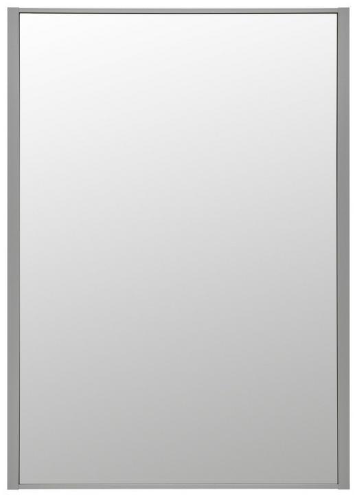 Spiegel - Alufarben, MODERN, Glas/Holzwerkstoff (60/84cm) - Dieter Knoll