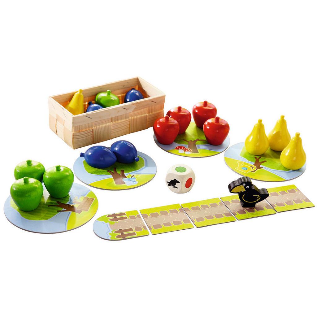 Würfelspiel für Kleinkinder 'Erster Obstgarten' von HABA