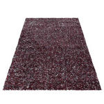 HOCHFLORTEPPICH  Enjoy  - Rot, KONVENTIONELL, Textil (80/150cm) - Novel