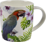 KAFFEEBECHER 350 ml  - Multicolor, Trend, Keramik (9/9,5cm) - Landscape