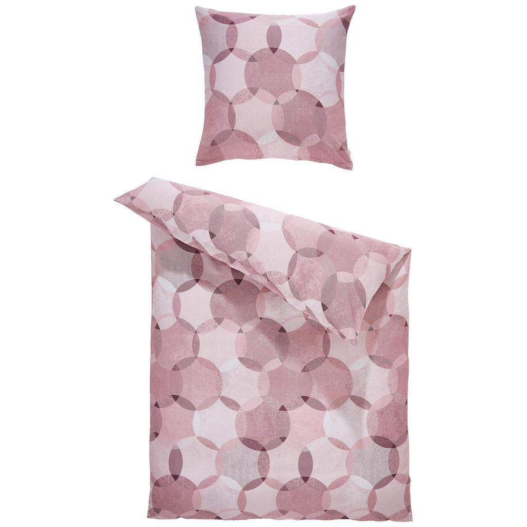 Esprit Bettwäsche satin rosa