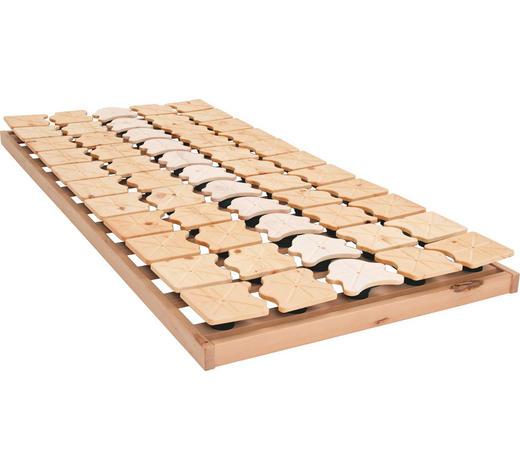 LATTENROST 90/200 cm - Basics, Holz (90/200cm) - Joka