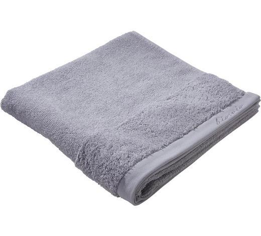 DUSCHTUCH 70/140 cm  - Silberfarben, Natur, Textil (70/140cm) - Bio:Vio