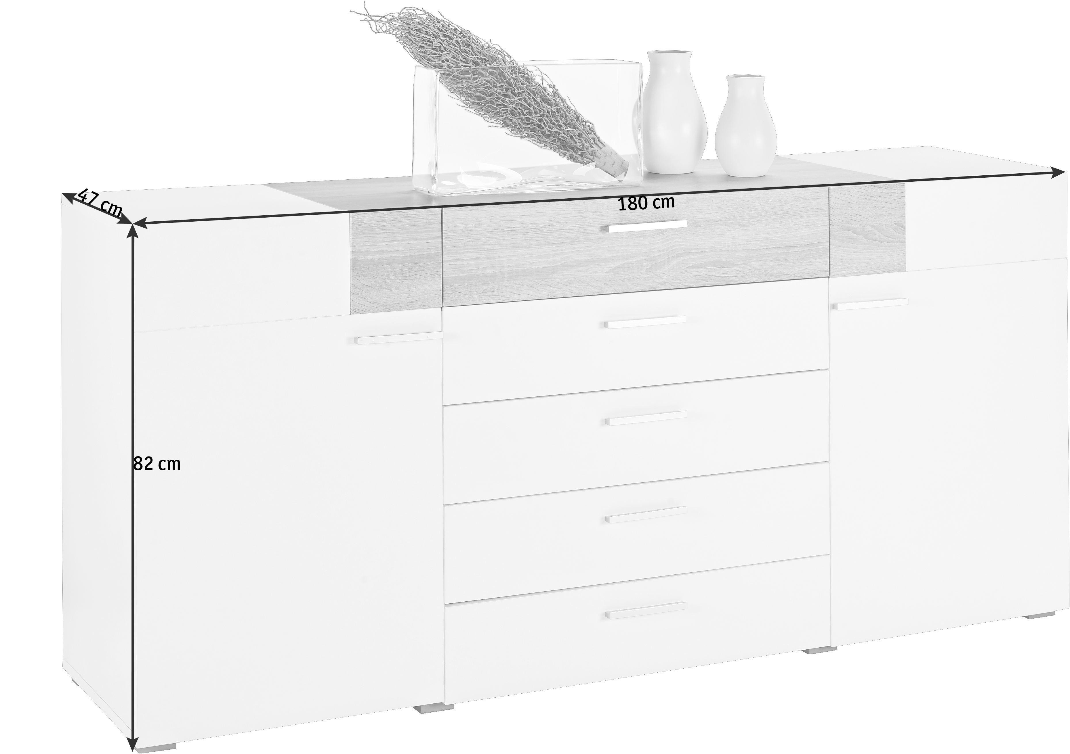 Beste Classy Design Kommode Braun Weiß Fotos - Die Designideen für ...