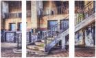 STAKLENA SLIKA - višebojno, Basics, staklo (60/80/5cm) - EUROGRAPHICS