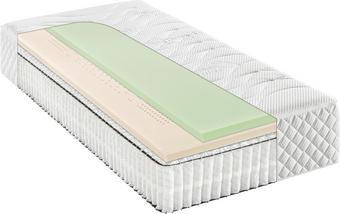 TAŠTIČKOVÁ MATRACE - bílá, Basics, textil (200/90/33cm) - BENTLEY