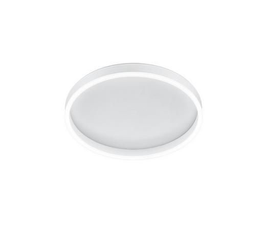 LED-DECKENLEUCHTE   - Weiß, KONVENTIONELL, Metall (40/7cm)