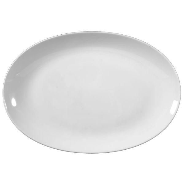 PLATTE - Weiß, Basics (9/13cm) - SELTMANN WEIDEN