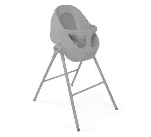 BADESITZ Bubble Nest - Grau, Basics, Kunststoff (30,0/56,0/40,0cm) - Chicco