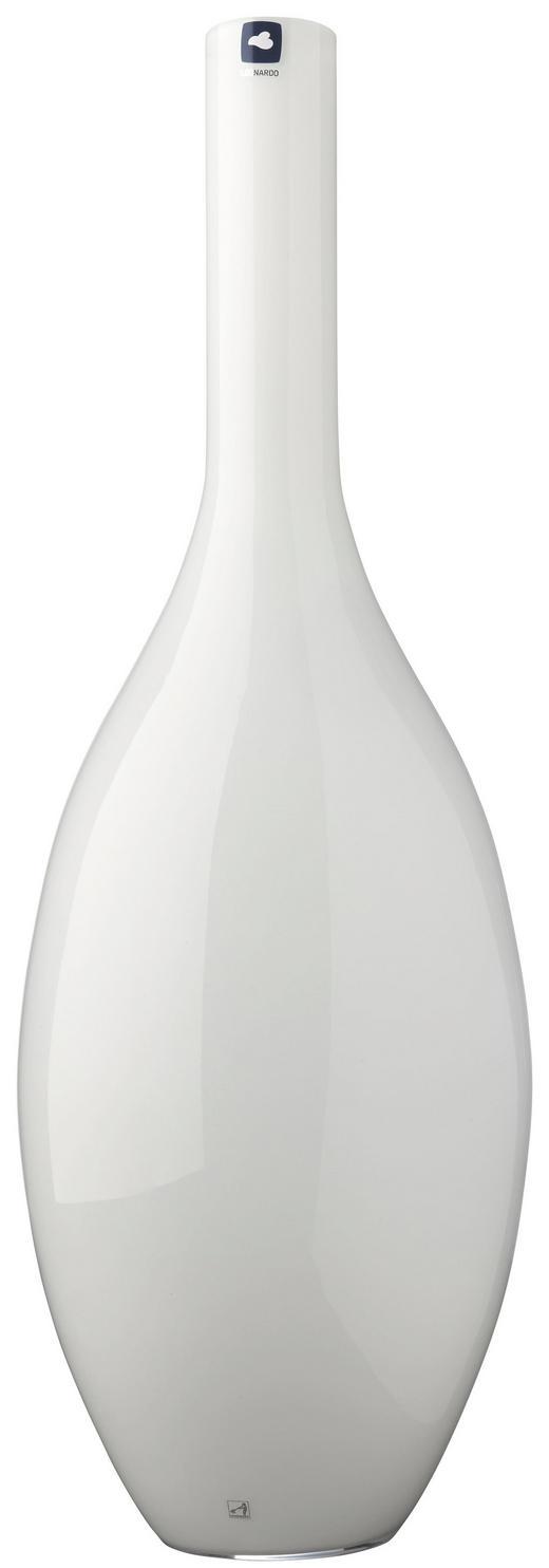 VASE - Weiß, Basics, Glas (50cm) - LEONARDO