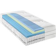 VZMETNICA BOXSPRING BENTLY - bela, Basics, tekstil (200/90/35cm) - BENTLEY