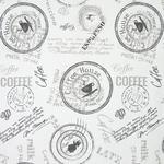 DEKOSTOFF per lfm blickdicht - Anthrazit/Hellgrau, KONVENTIONELL, Textil (140cm) - Esposa
