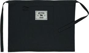 FÖRKLÄDE - svart, Basics, textil (30/15/1cm)