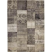 VINTAGE-TEPPICH - Hellgrau, LIFESTYLE, Kunststoff/Textil (80/150cm) - Novel