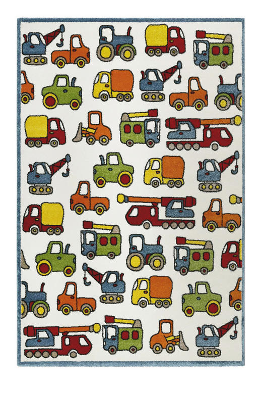 KINDERTEPPICH  120/170 cm  Multicolor - Multicolor, Textil (120/170cm) - Esprit