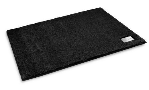 BADTEPPICH  Schwarz  50/60 cm - Schwarz, Basics, Kunststoff/Textil (50/60cm) - Joop!