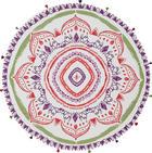 STRANDTUCH - Multicolor, Design, Textil (150cm) - Esposa
