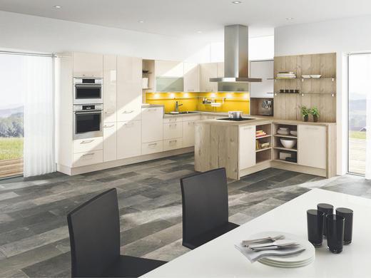 EINBAUKÜCHE - Design, Holzwerkstoff - EWE