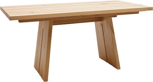 ESSTISCH Asteiche massiv rechteckig Eichefarben - Eichefarben, KONVENTIONELL, Holz (180(235)/90/76cm) - Anrei