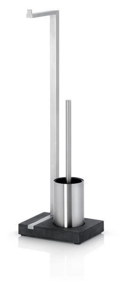TOILETTENPAPIERHALTER - Basics, Kunststoff/Stein (15/64,5/20cm) - Blomus