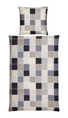 BETTWÄSCHE Mikrofaser Taupe 135/200 cm - Taupe, Design, Textil (135/200cm) - Boxxx