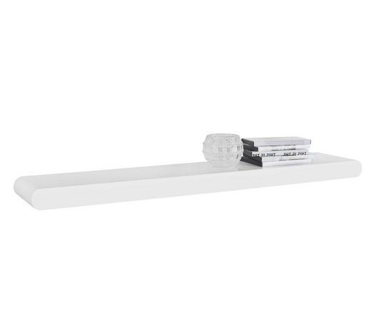 WANDBOARD in 110/5,8/20 cm Weiß - Weiß, Design, Holzwerkstoff (110/5,8/20cm) - Xora