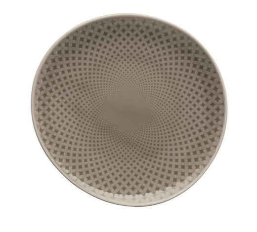 TANJUR PLITKI  32 cm           - siva/bež, Basics, keramika (32cm) - Rosenthal