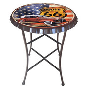 BALKONSET  3-teilig - Multicolor, Trend, Metall - Ambia Home