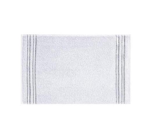 RUČNIK ZA GOSTE 30/50 cm , bijela  - bijela, Basics, tekstil (30/50cm) - Vossen