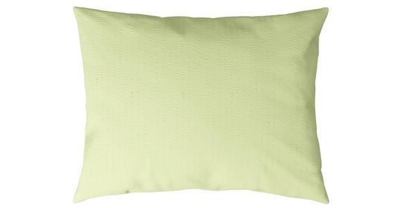 Bettwäsche Milena 140/200cm Grün - Grün, KONVENTIONELL, Textil - Luca Bessoni