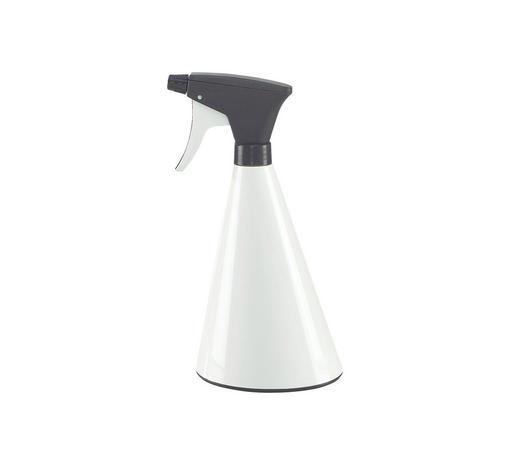 SPRÜHFLASCHE - Weiß, Basics, Kunststoff (12,8/9,8/25,4cm) - Emsa