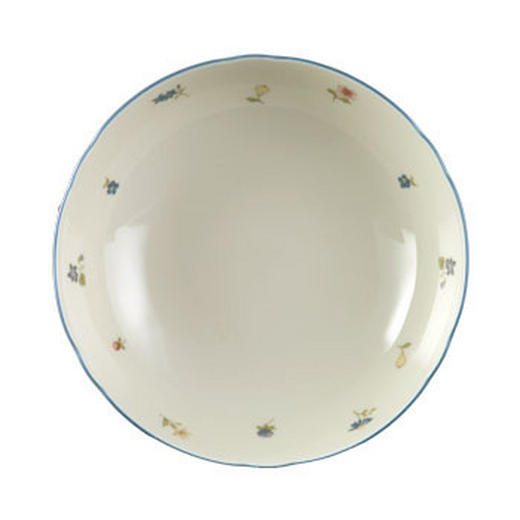 SCHÜSSEL Keramik Porzellan - Creme, Basics, Keramik (23cm) - Seltmann Weiden