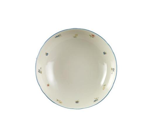 SCHÜSSEL 23 cm  - Creme, LIFESTYLE, Keramik (23cm) - Seltmann Weiden