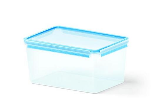 FRISCHHALTEDOSE 8,2 L - Blau/Transparent, Basics, Kunststoff (32.7/22.7/16.3cm) - EMSA