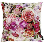 KISSENHÜLLE Multicolor, Rosa, Altrosa  - Multicolor/Altrosa, LIFESTYLE, Textil (40x40cm) - Landscape