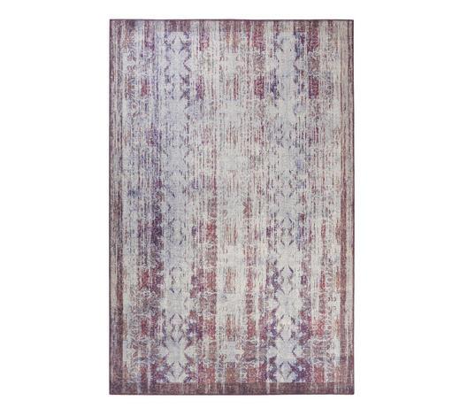 WEBTEPPICH - Blau/Lila, KONVENTIONELL, Textil (160/230cm) - Esprit