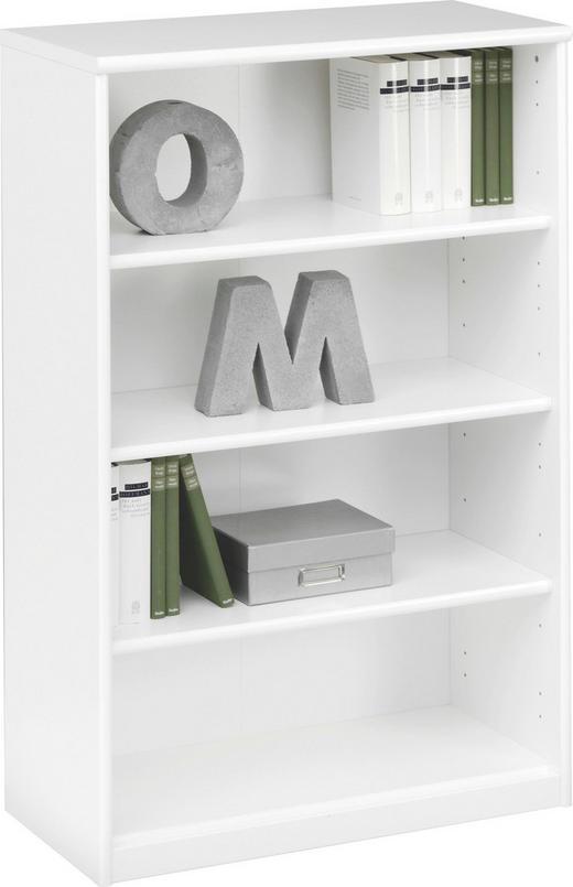 REGAL - bijela, Konvencionalno, drvni materijal (72/110/36cm) - CS SCHMAL