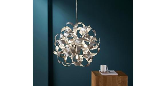 LED-HÄNGELEUCHTE 40/320 cm  - Chromfarben, Design, Metall (40/320cm) - Ambiente