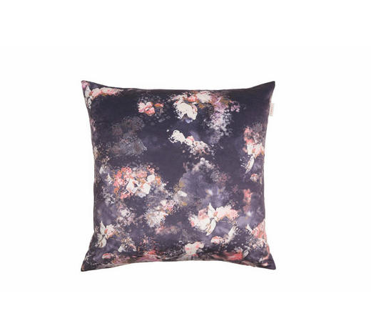 KISSENHÜLLE Lila, Schwarz, Weiß, Pink 45/45 cm  - Pink/Lila, Textil (45/45cm) - Esprit