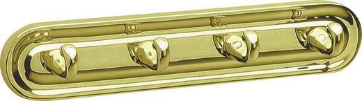 HAKENLEISTE - Goldfarben, Basics, Metall (23cm)