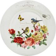 Dessertteller - Multicolor, Lifestyle, Keramik (19cm) - Landscape